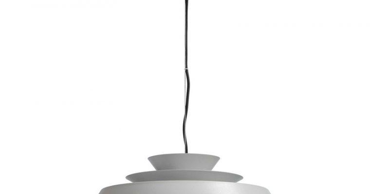 Hanglamp Lusa Grijs