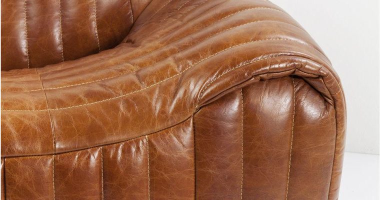 Kare Design Ranger 3-Zits Bank B206 Cm – Leer Cognac | 4025621831013