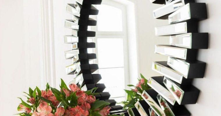 Kare Design – Spiegel Sprocket -Ø92 Cm | 4025621799856