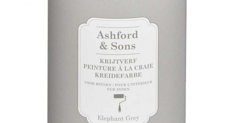 Krijtverf Ashford&Sons Grijs