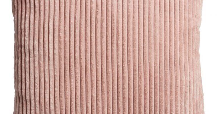 Kussen Rib Roze