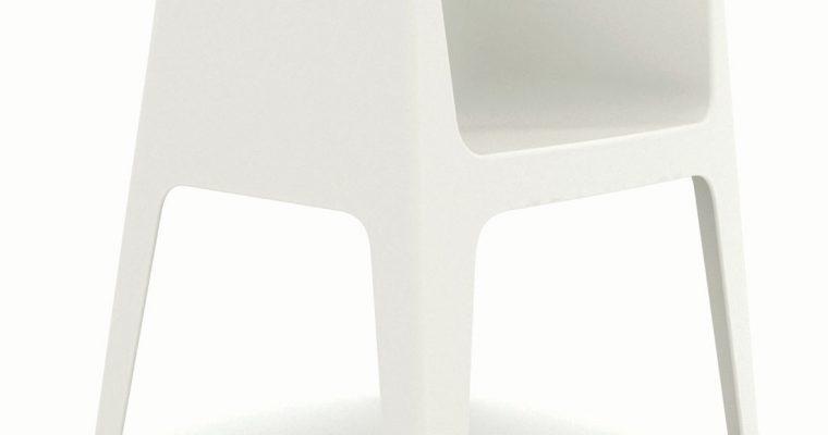 Pedrali Plus 630 Tuinstoel – Set Van 8 – Wit | 8718692420861