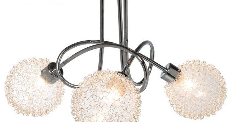 Plafondlamp Atlas Helder