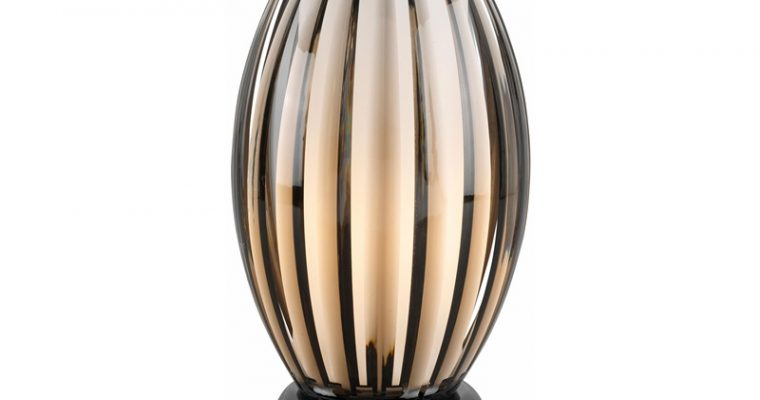 Tafellamp Carciofo Grijs