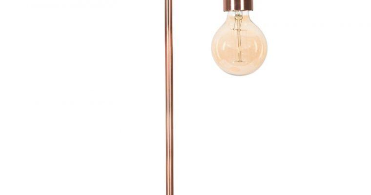 Tafellamp Daphne Koper