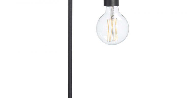 Tafellamp Daphne Zwart