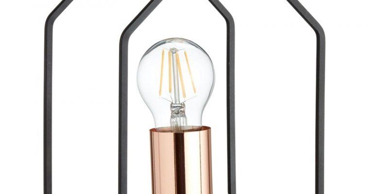 Tafellamp Homam Zwart