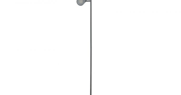 Vloerlamp Athena Led Antraciet 3-lichts