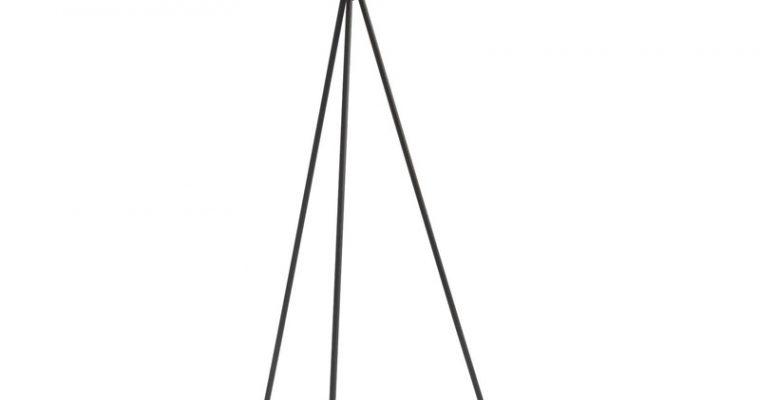Vloerlamp Athos Zwart
