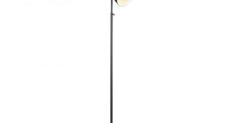Vloerlamp Firma Antraciet