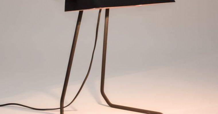 Zuiver Tafellamp Broker – Zwart   8718548026988