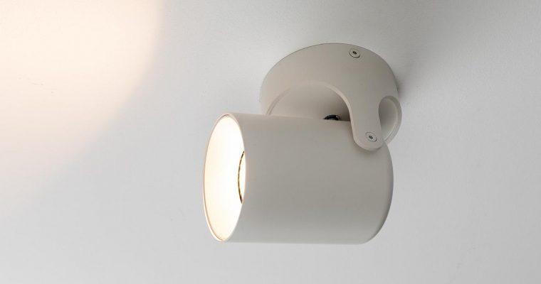 Zuiver Valon-1 Lichts Plafondspot Dim To Warm Dimbare LED – Wit   8718548046016