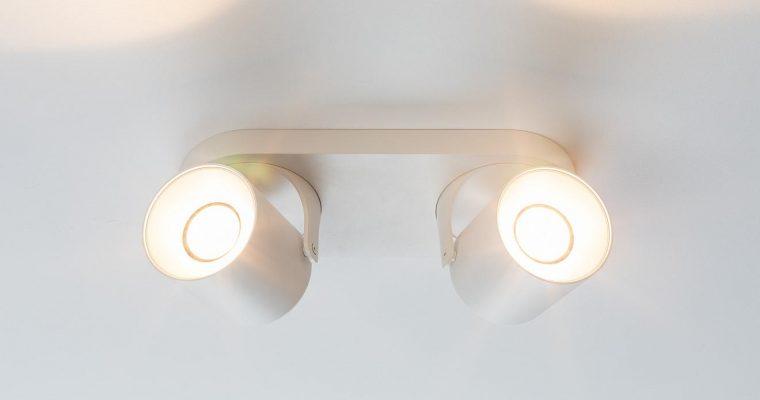 Zuiver Valon-2 Lichts Plafondspot Dim To Warm Dimbare LED – Wit   8718548046047