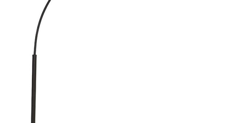 24Designs Booglamp Sirius – Hoogte 195 Cm – Zwart | 8720143248993