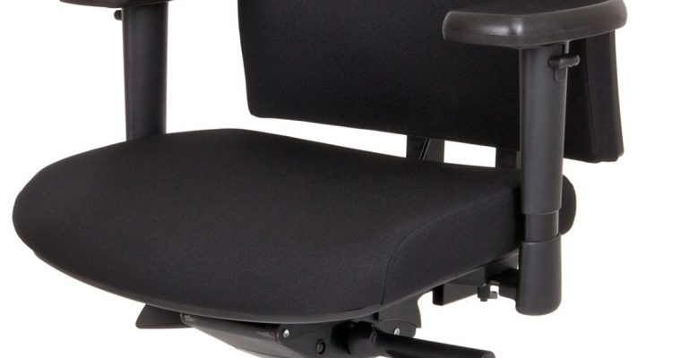 24Designs Bureaustoel Business Washington Comfort NPR1813 – Zwart | 8719323474642