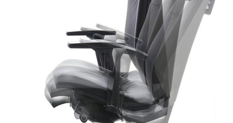 24Designs Bureaustoel Lugano Met Hoofdsteun – Leer Bruin – Aluminium Kruispoot | 8720143248818
