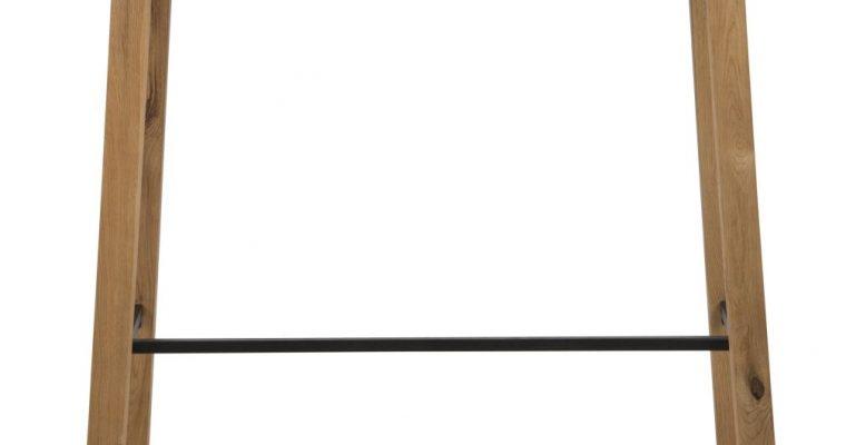 24Designs Hoge Bartafel Reiko – L117 X B58 X H105 Cm – Eikenhout   8719323479180