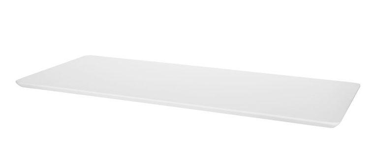 24Designs Set 2 Verlengstukken Tafel Aalborg – L50 X B100 X H2.5 Cm – Wit |