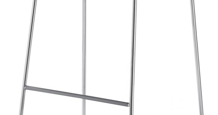 24Designs Set 4 Barkrukken Winston – 81 Cm – Zwart | 8719172345919