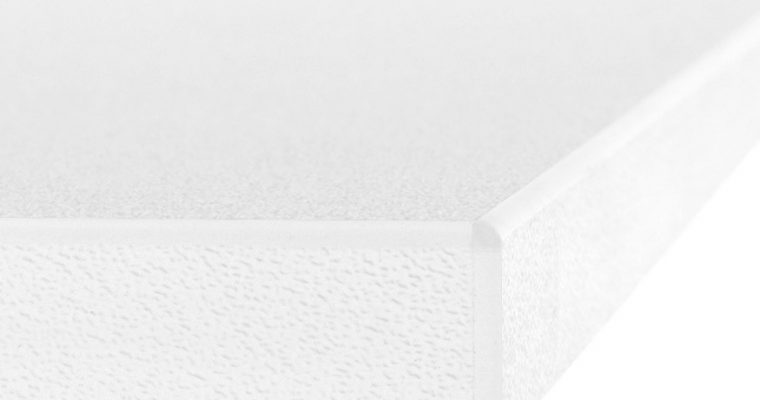 24Designs Tafelblad Rechthoek – 140 X 70 Cm – Wit  