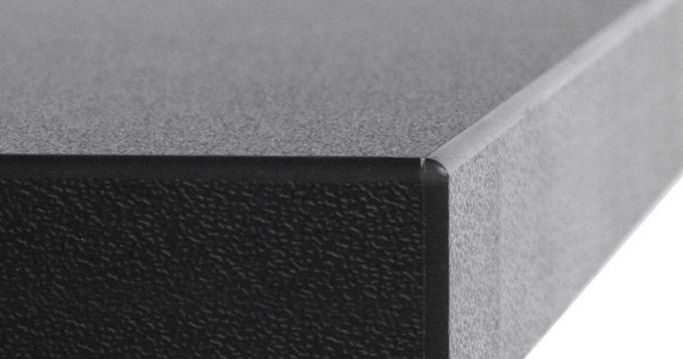 24Designs Tafelblad Rechthoek – 140 X 70 Cm – Zwart  