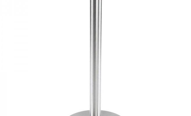 24Designs Tafelonderstel Torrin – Hoogte 110 Cm – RVS   8718692427204
