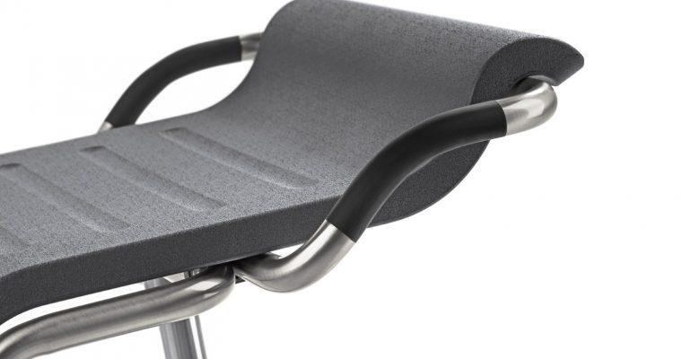24Designs Verstelbare Barkruk Easton – Zithoogte 62 – 90 Cm – Donkergrijs | 8720143243660