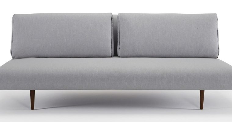 Innovation Slaapbank Unfurl Lounger – Elegance Light Grey 517 | 8720143240218