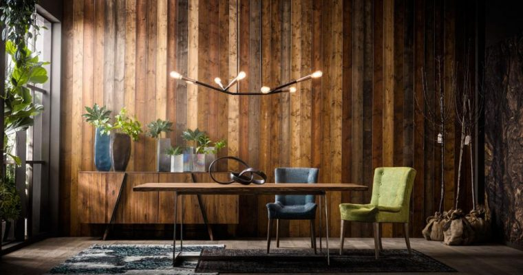 Kare Design Dressoir Madrid – Eikenhout – B200 X D46 X H86 Cm | 4025621820499