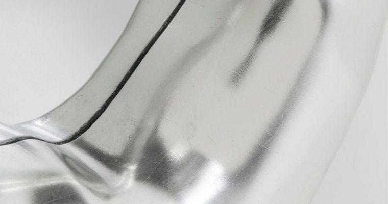 Kare Design Hologram Spiegel – B68 X D9 X H117 Cm – Mat Zilverkleurig | 4025621809463