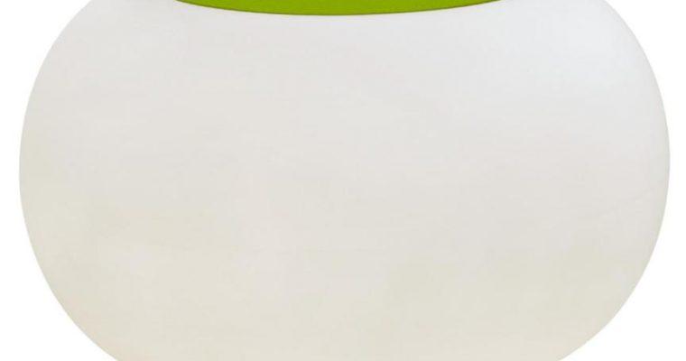 Moree Bubble Seatpad T.b.v. Bubble Bijzettafels – Groen | 4260218360235