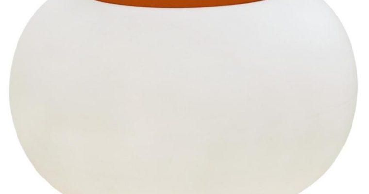 Moree Bubble Seatpad T.b.v. Bubble Bijzettafels – Oranje | 4260218360204