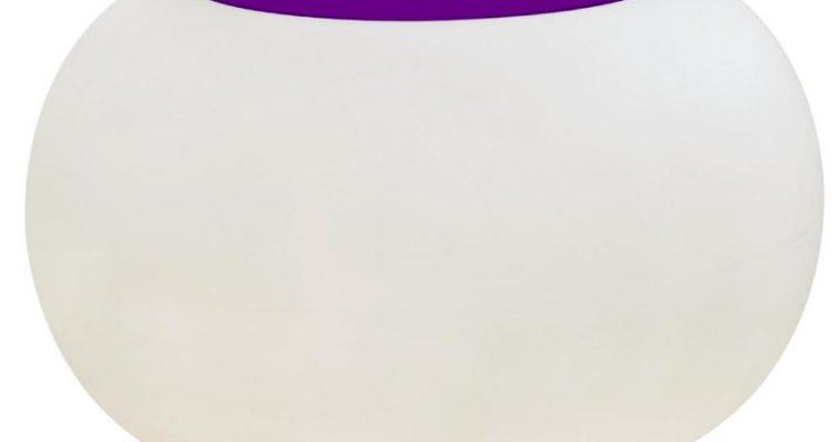 Moree Bubble Seatpad T.b.v. Bubble Bijzettafels – Violet | 4260218360228