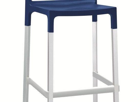 SCAB Design Set 4 Barkrukken Divo 75 – Blauw | 8005733022130