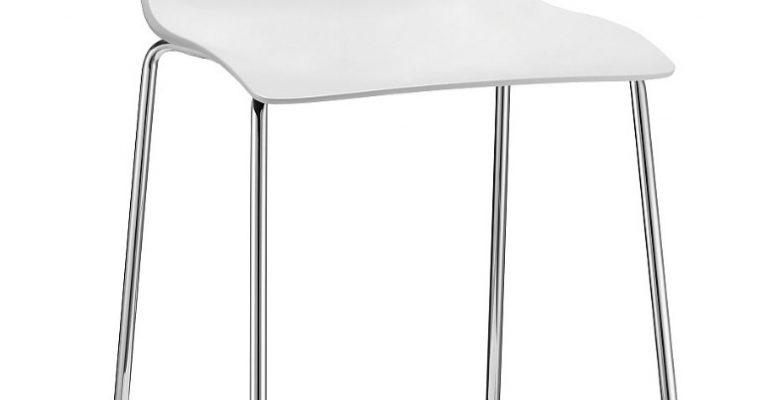 Set 2 SCAB Design Barkrukken Zebra Tech 65 – Ivoor | 8005733256610