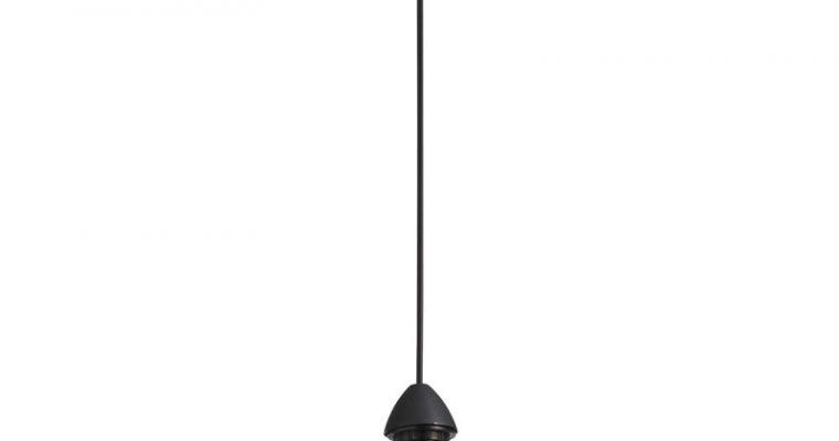 Snoerpendel E27 Zwart
