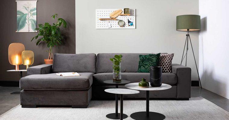 Zuiver Lesley Vloerlamp – In Hoogte Verstelbaar 153-181 Cm – Groen   8718548043374