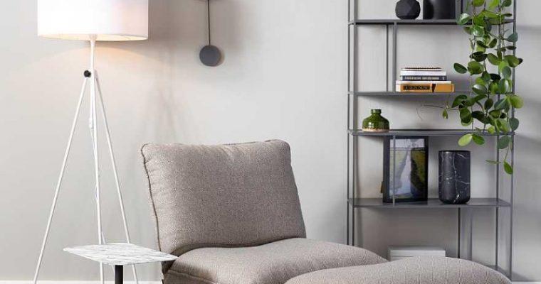 Zuiver Lesley Vloerlamp – In Hoogte Verstelbaar 153-181 Cm – Wit   8718548043367