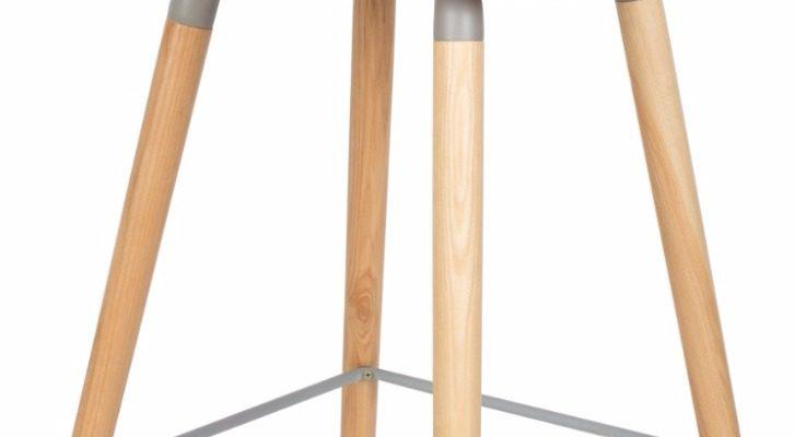 Zuiver Set 2 Barstoelen Albert Kuip Zithoogte 65 Cm – Oud Roze | 8718548036413