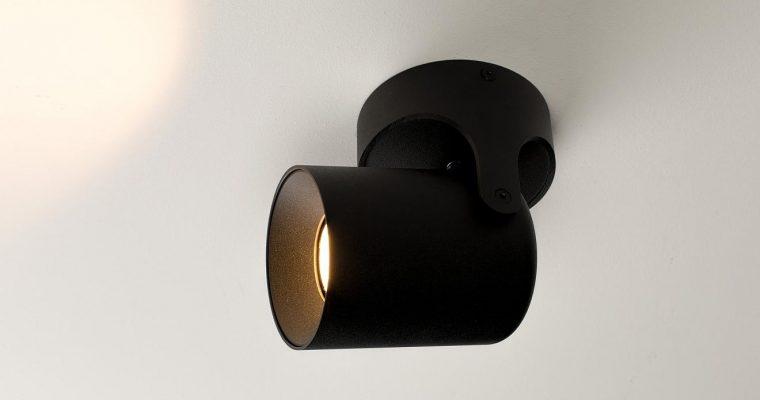 Zuiver Valon-1 Lichts Plafondspot Dim To Warm Dimbare LED – Zwart   8718548046023