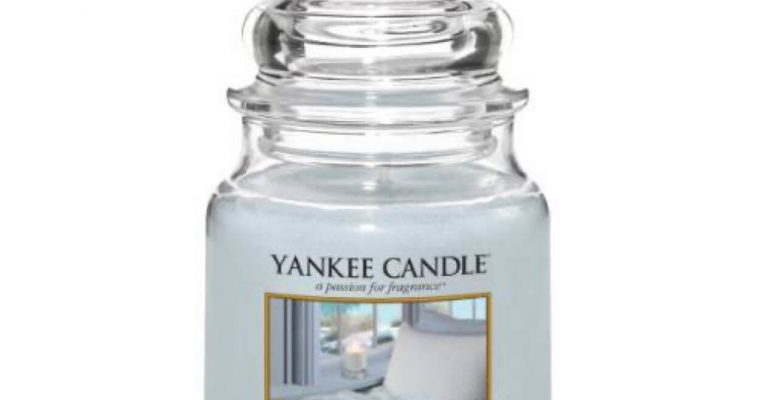 Yankee Candle A calm and Quiet Place Medium Jar   1577129E   Yankee Candle