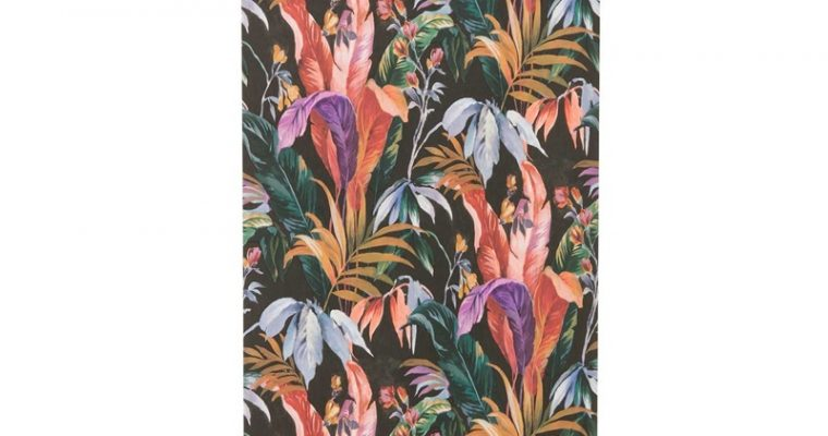 Behang Janneke Multicolor