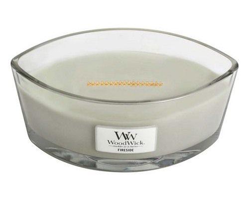 Woodwick Fireside Hearthwick Ellipse Candle   76106E   Woodwick