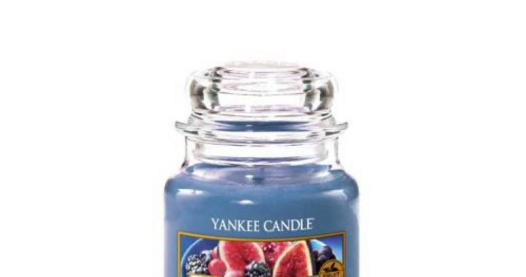 Yankee Candle Mulberry & Fig Delight Small Jar | 1556247E | Yankee Candle