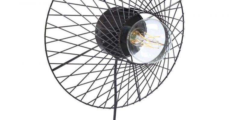 Wandlamp Alcor Zwart