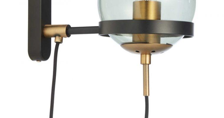 Wandlamp Nox Zwart