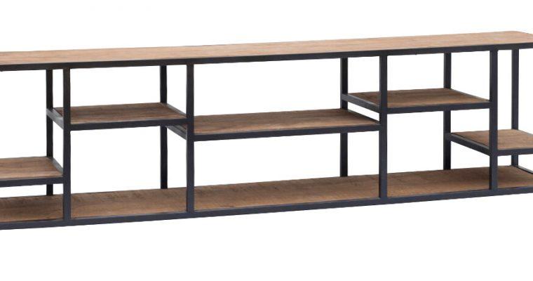 Brix Tv-meubel 'Flow' Mangohout, 180cm |