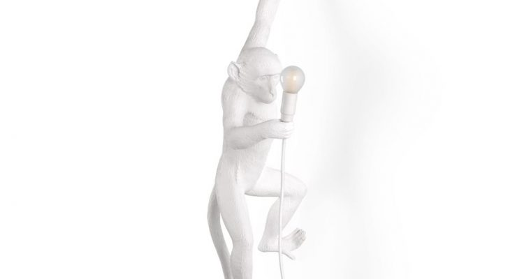 Lamp Seletti Monkey lamp hanging