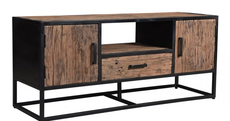 LivingFurn TV-meubel 'Dakota' 150 cm |