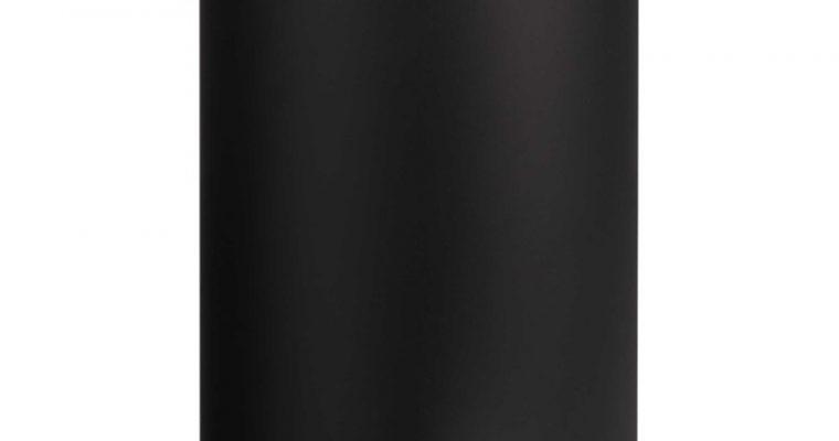 Pedaalemmer 12 Liter Zwart